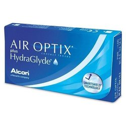 Air Optix (Alcon) Plus HydraGlyde (3 линзы)