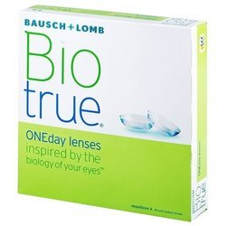 Bausch & Lomb Biotrue ONE day (90 линз)