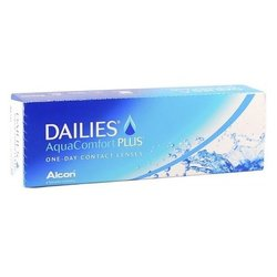 Dailies (Alcon) AquaComfort Plus (30 линз)