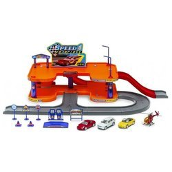 Welly City Garage Playset 96040