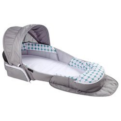 Колыбель Baby Delight Snuggle Nest Traveler BL