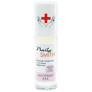 Верхнее покрытие Nail Smith Matte Top Coat 8 мл