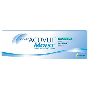 Acuvue 1-Day Moist Multifocal (30 линз)