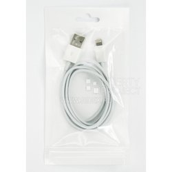 Дата кабель Lightning - USB для Apple iPhone, iPad (CD126146) (белый)